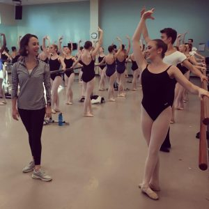 Conversations on Dance, Next Generation Ballet, tampa ballet school, rebecca king ferraro, miami city ballet, philip neal, conversations on dance podcast, podcast, ballet podcast,