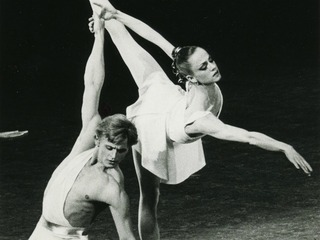 (60) Heather Watts, Balanchine Ballerina