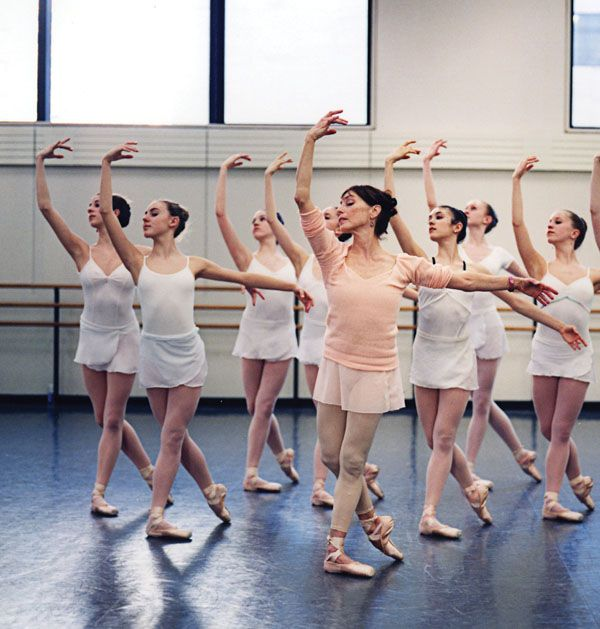 (59) Susan Pilarre, Esteemed Teacher at the School of American Ballet