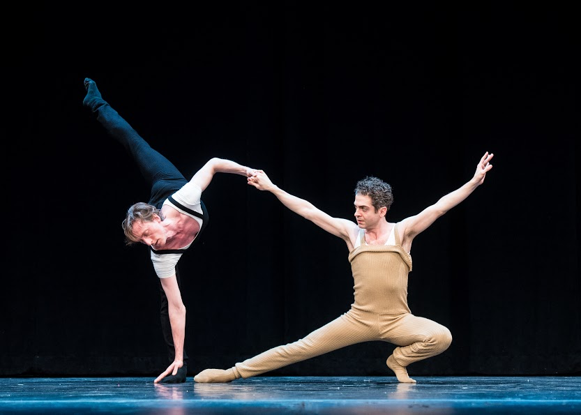 (80) Reid Bartelme and Jack Ferver, hosts of 'What's Going on With Dance and Stuff'