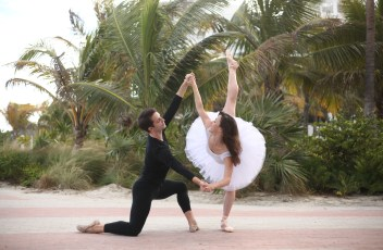 Rebecca King Ferraro and Michael Sean Breeden of Conversations on Dance