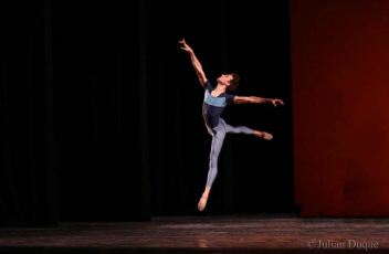 Eric Trope - Year of the Rabbit - photo credit Julian Duque - Conversations on Dance podcast