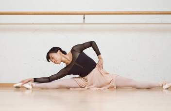 Frances Chung - Conversations on Dance - Photo by Zachariah Epperson