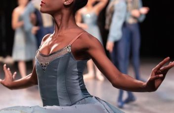 India Bradley, New York City Ballet - Conversations on Dance Podcast.  Photo by Erin Baiano