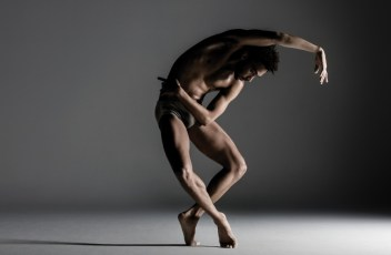 Michael Montgomery on Conversations on Dance. Photo by RJ Muna/Alonzo King LINES Ballet