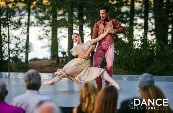 Lake Tahoe Dance Festival - July 22-24