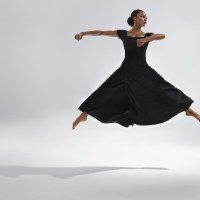 (206) Leslie Andrea Williams, chorus dancer with the Martha Graham Dance Company
