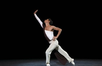Jose Sebastian - Photo by Marty Sohl - Conversations on Dance Podcast