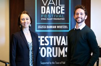 Conversations on Dance at the Vail Dance Festival