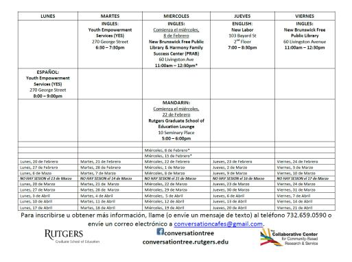 schedule22