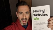 Rand Fishkin with Making Websites Win.
