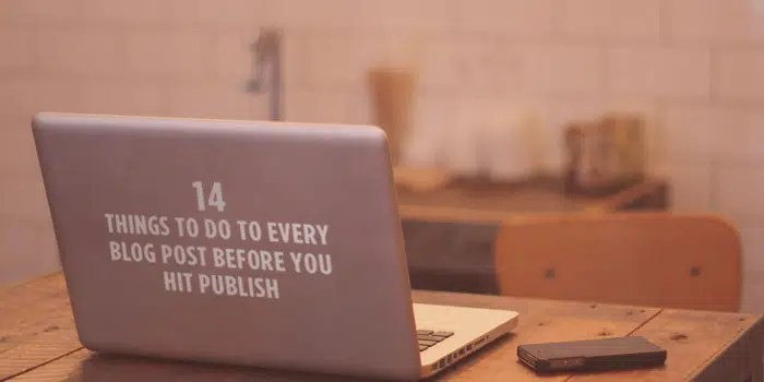 Image result for tips before you publish your blog