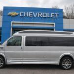 2020 Chevy Express 4x4 9 Passenger Explorer Limited X Se Vc Mike Castrucci Conversion Van Land
