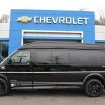 2019 Chevy Express 4x4 9 Passenger Explorer Limited X Se Vc Mike Castrucci Conversion Van Land