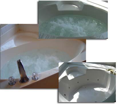 Convert-a-Tub Whirlpool Kits