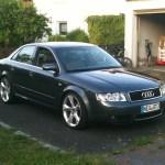 Audi S5 Felgen