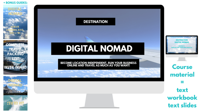 Destination Digital Nomad