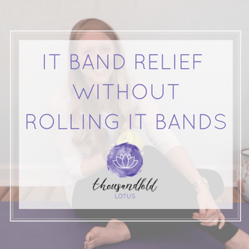 IT Band Relief