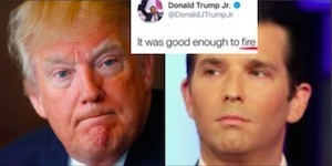 Don Jr. - big oops