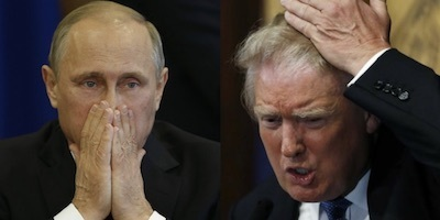 CIA and NSA on to Trump-Putin