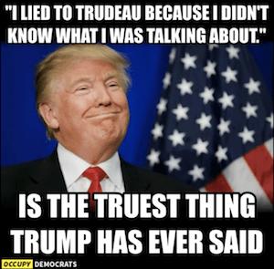 Trump Lie Comic