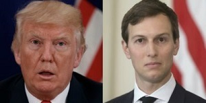Trump and Kushner