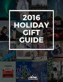Small 2016 holiday gift guide