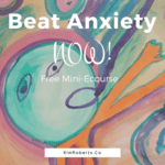 Beat anxiety now