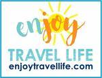 Enjoy travel life logo