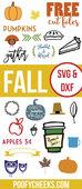 Fall free cut files