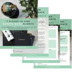 Client workbook