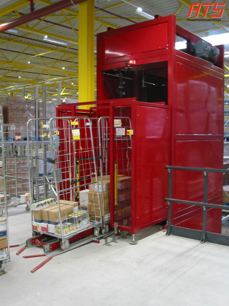 ATS Elevator for pallets