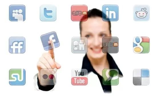 Perfil de redes sociais