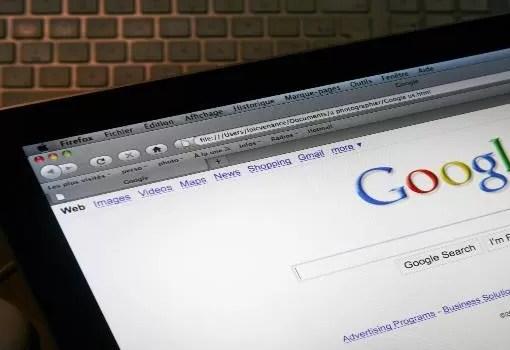 Anúncio de serviços e produtos na internet