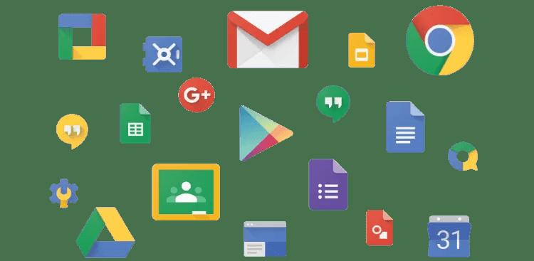 Google Apps, ferramenta de negócios