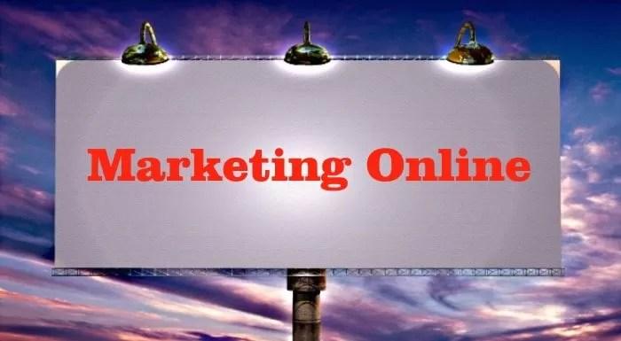 O marketing online como ponto de partida
