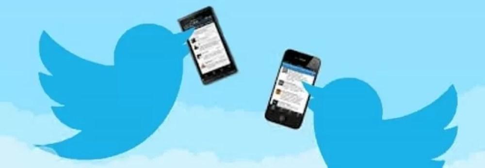 Como anunciar gratuitamente no twitter Configurando o Perfil