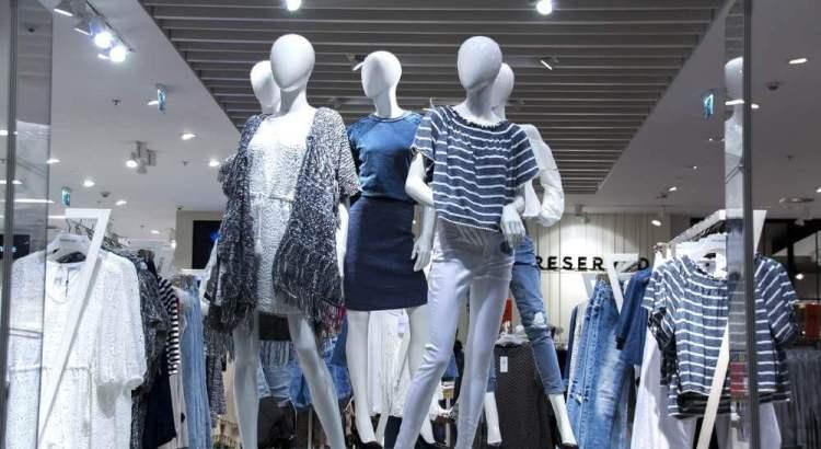 Programa ideal para uma loja de roupas m
