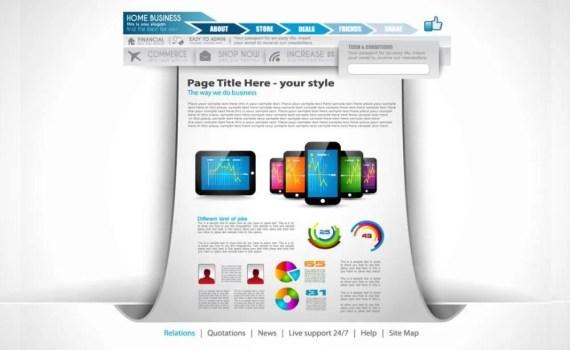 Criar site de vendas grátis