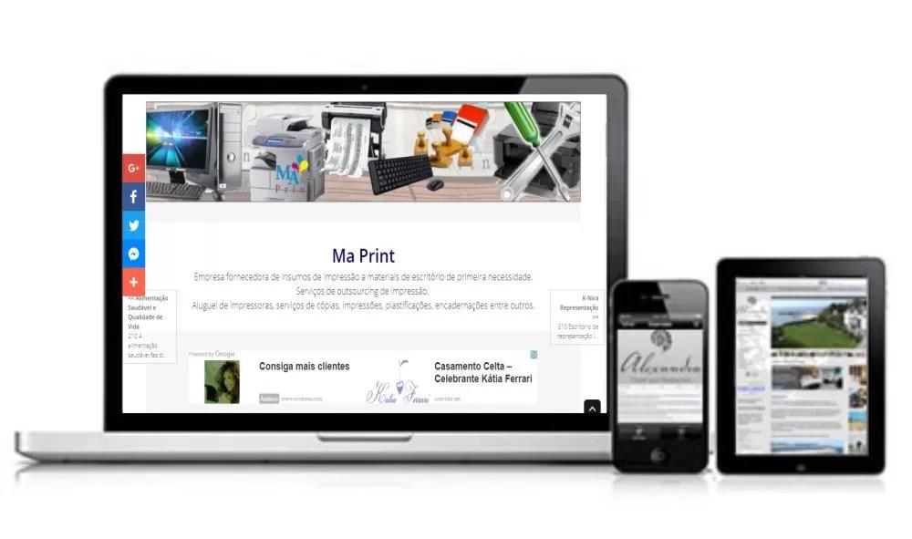Hotsite de anúncio para negócios - melhor maneira de fazer publicidade