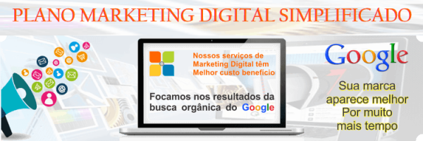 Plano marketing digital simplificado