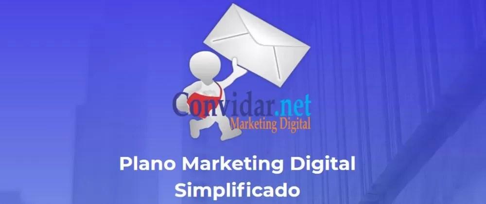 Plano marketing digital simplificado - anúncios na internet
