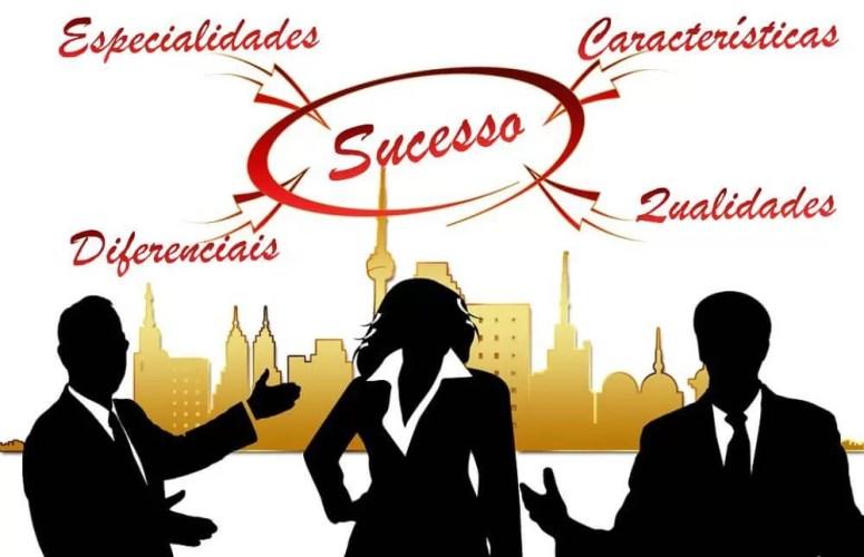 Perfil de sucesso - perfil informativo -perfil convidar - perfil de negócios nas redes sociais
