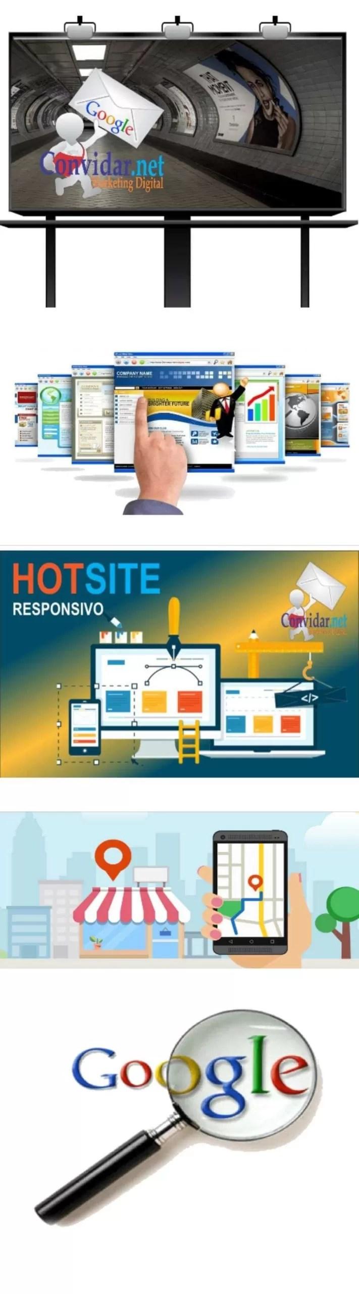 Plano Marketing Digital Simplificado | Páginas de anúncio, classificados e divulgação