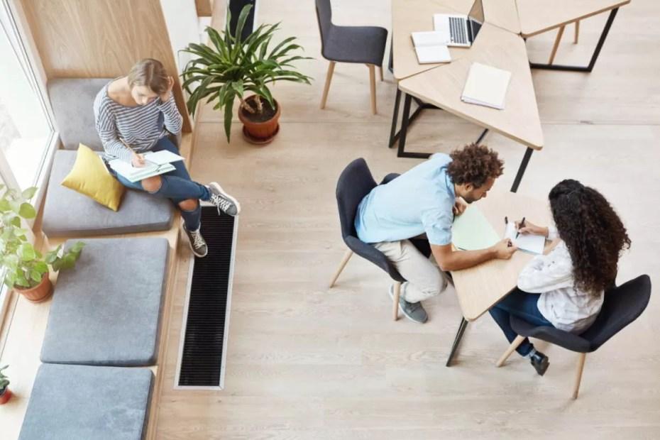 7 vantagens do Coworking