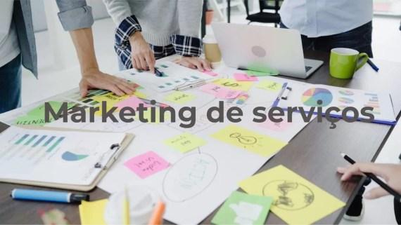 marketing de serviços - estratégia