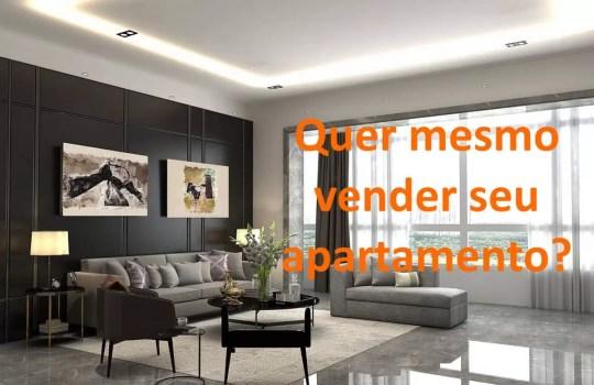Como fazer um anúncio de venda de apartamento