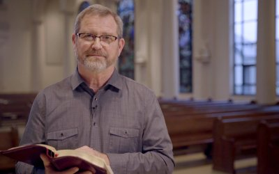 How Jeff Cavins Found Jesus and Got the Girl