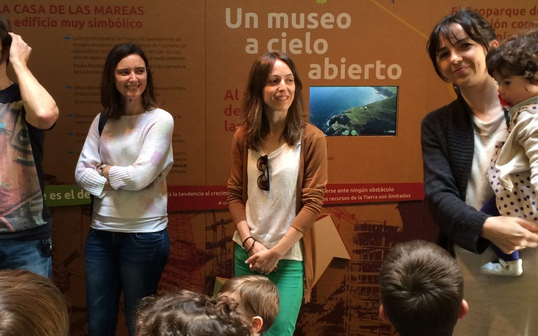 IHCantabria Promoted a Family Activity at the Casa de las Mareas (Arnuero) in order to hold the Natura 2000 Network Day