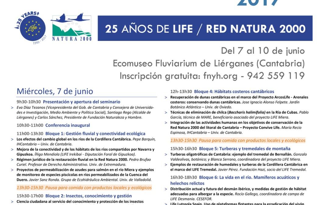 (Español) Presentamos el proyecto CONVIVE LIFE en la II semana Life Miera.